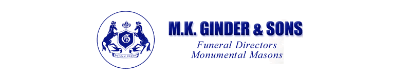 MK Ginder and Sons Funeral Directors Hertfordshire